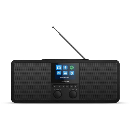 Philips TAR8805 Internetradio met oplaadpad