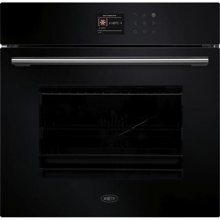 Boretti BPON60ZWGL inbouw solo oven