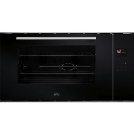 Boretti BPON90ZWGL inbouw solo oven