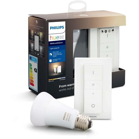 Philips Hue Wit Ambiance Bluetooth dimmerset E27