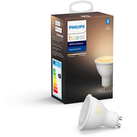 Philips Hue Wit Ambiance 1-Pack GU10