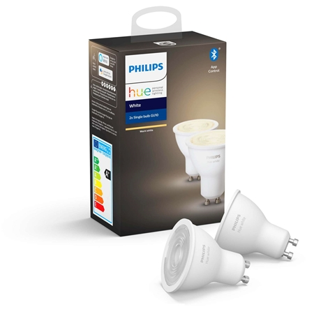 Philips Hue White 2-pack GU10