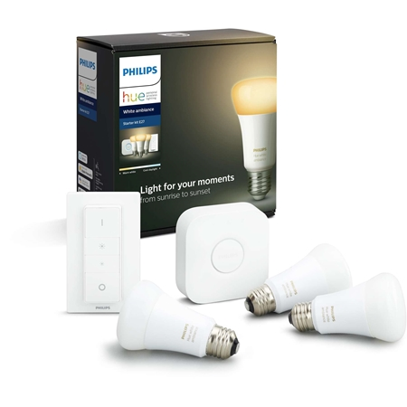 Philips Hue Wit Ambiance Starterkit E27