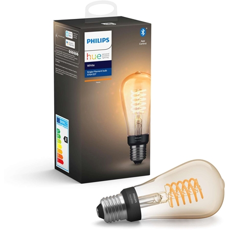 Philips Hue Wit 1-Pack ST64 E27