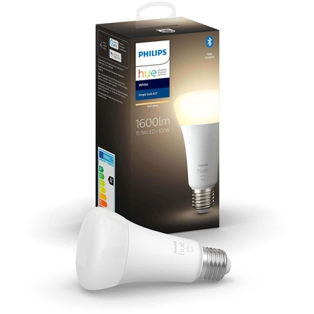 Philips Hue White 1-pack A67 E27