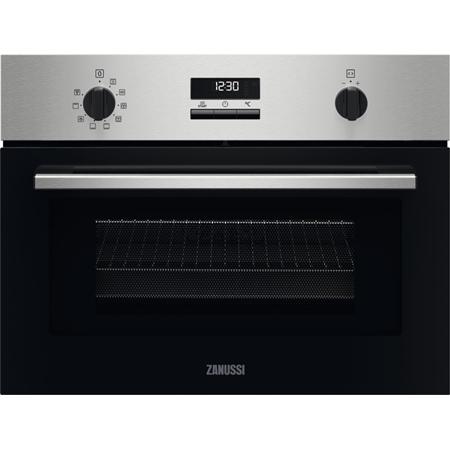 Zanussi ZVEWM5X1 inbouw combi oven