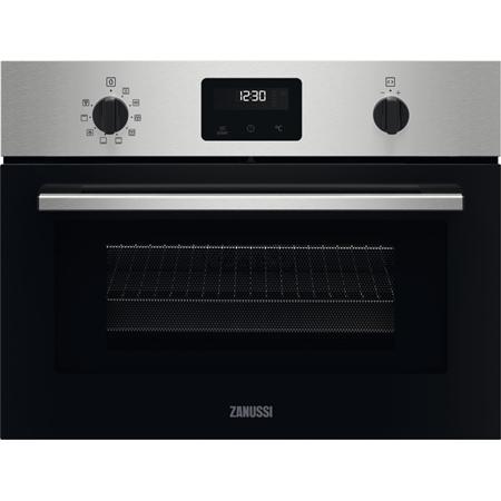 Zanussi ZVEEM6X1 inbouw combi oven