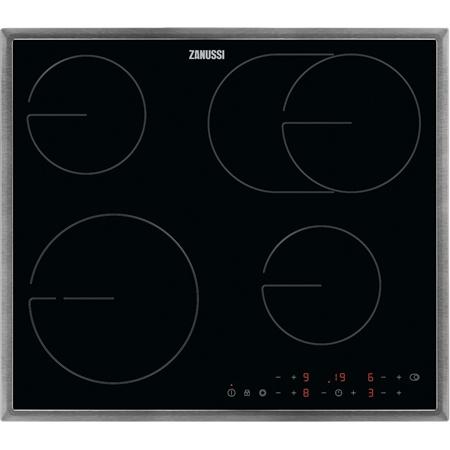 Zanussi ZHRN643X keramische kookplaat