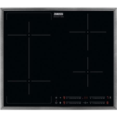 Zanussi ZIFN644X inductie kookplaat