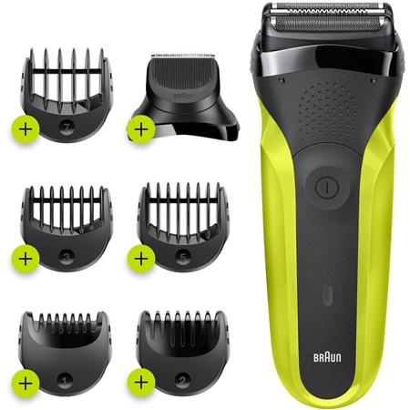 Braun 300BT Series 3 Shave&Style scheerapparaat