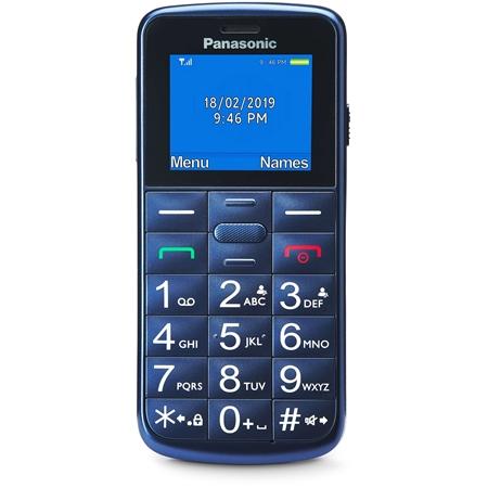 Panasonic KX-TU110EXC Mobiele telefoon blauw