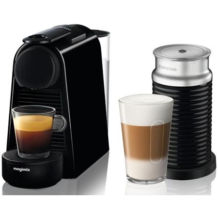 Magimix Essenza Mini 11377 NL Nespresso apparaat + Aeroccino melkopschuimer