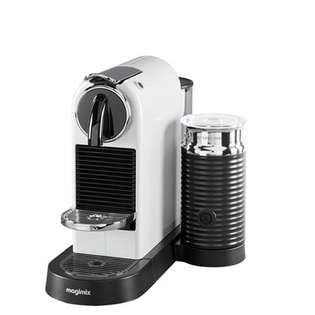 Magimix Citiz 11319 NL Nespresso apparaat + Milk melkopschuimer
