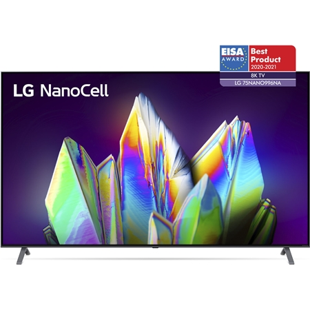 LG 75NANO996LA 8K NanoCell TV