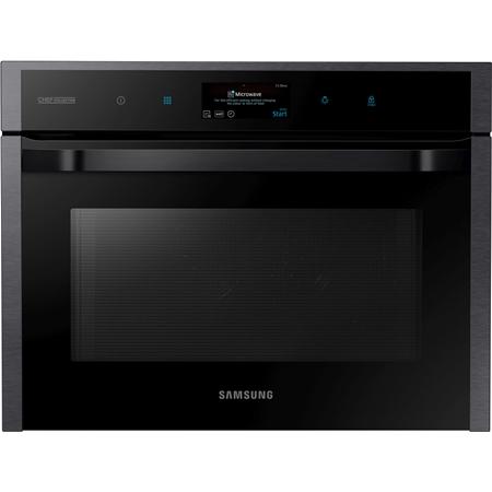 Samsung NQ50J9530BM inbouw combi oven