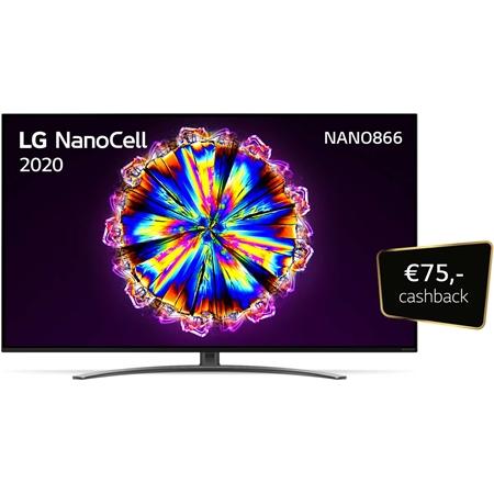 LG 49NANO866NA 4K NanoCell TV