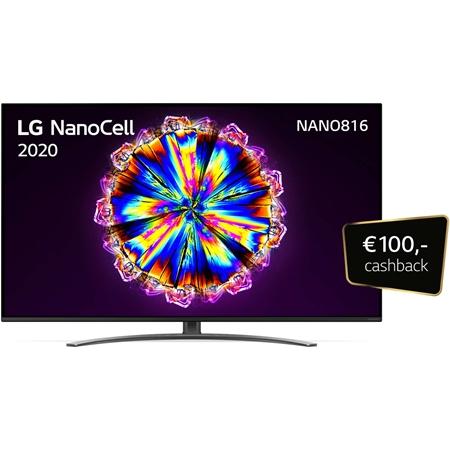 LG 65NANO816NA 4K NanoCell TV