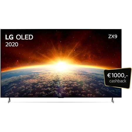 LG OLED77ZX9LA 8K OLED TV