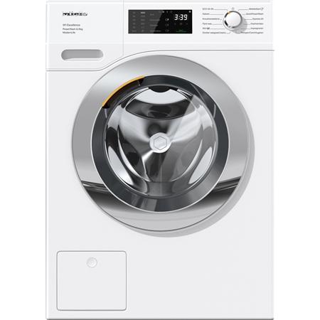 Miele WEF 375 WPS W1 ChromeEdition wasmachine