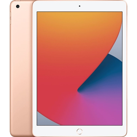 Apple iPad 2020 10.2 Wifi 128GB Goud