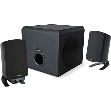 Klipsch Promedia 2.1 Bluetooth multimedia speakers
