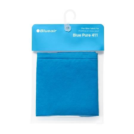 Blueair Blue Pure 411 filterhoes - Diva Blue