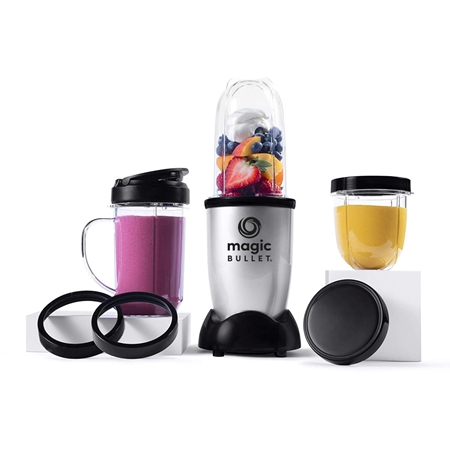Magic Bullet (Zilver, 11-delig, 200W) blender