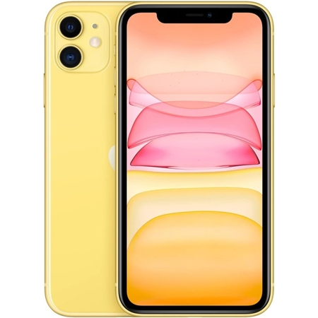 Apple iPhone 11 64GB geel