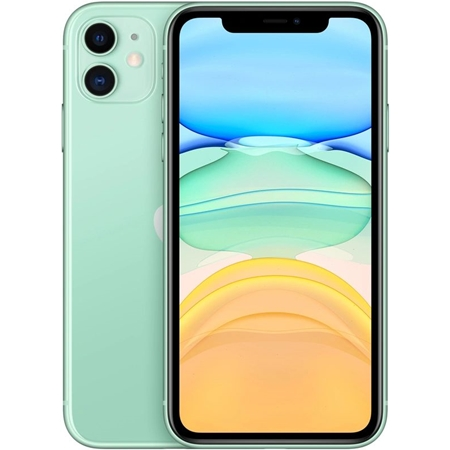 Apple iPhone 11 64GB groen