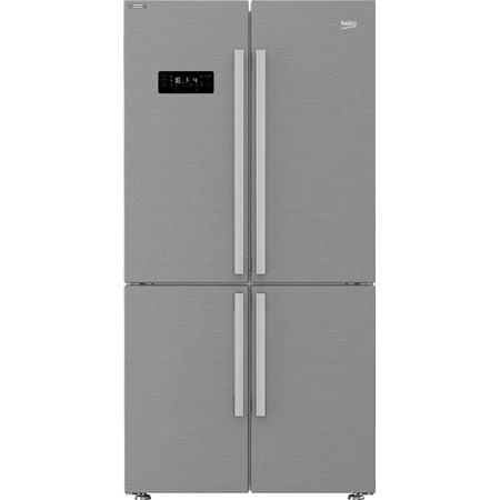 Beko GN1416231JXN Amerikaanse koelkast