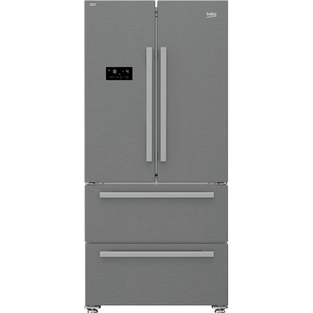Beko GNE60531XN Amerikaanse koelkast