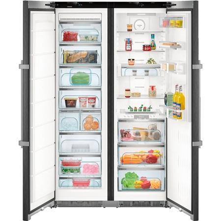 Liebherr SBSbs 8683-21 Premium Amerikaanse koelkast