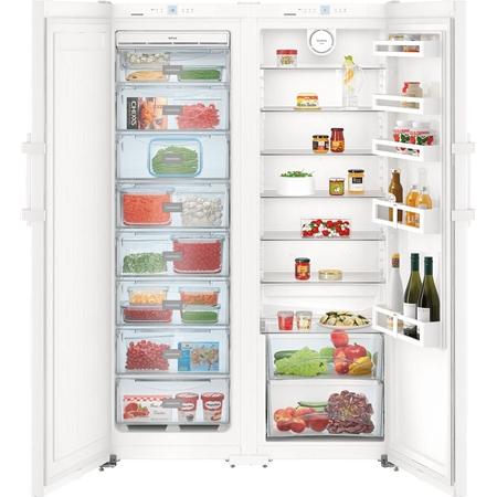 Liebherr SBS 7242-22 Comfort Amerikaanse koelkast