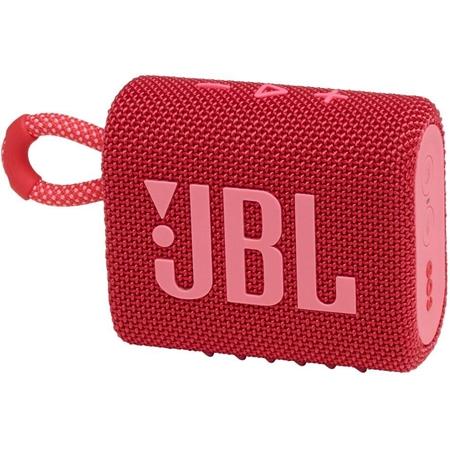 JBL Go 3 Bluetooth speaker rood