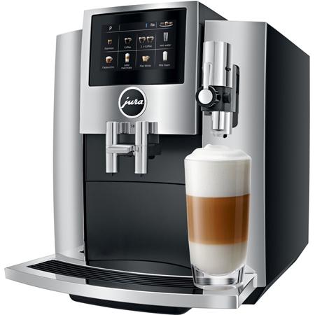 JURA S8 Chroom volautomaat koffiemachine