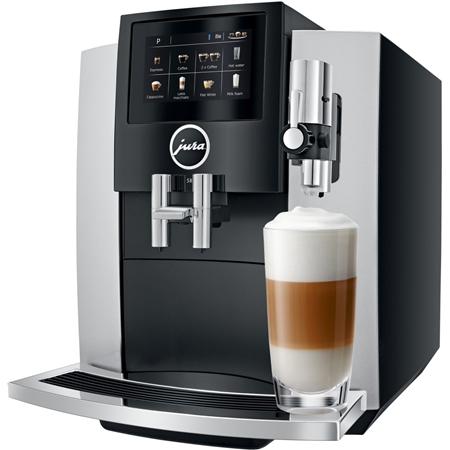 JURA S8 Moonlight Silver volautomaat koffiemachine