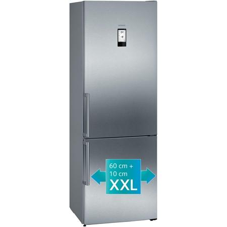 Siemens KG49NAIDP iQ500 koelvriescombinatie