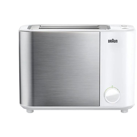 Braun HT 5000 WH ID Breakfast Collectie broodrooster