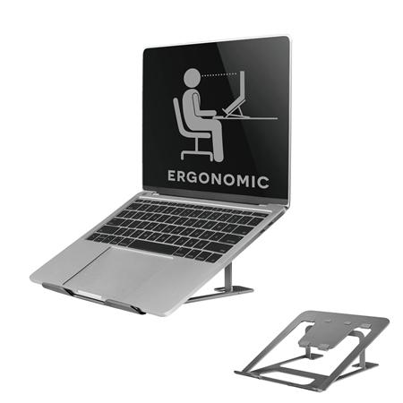 Neomounts by Newstar NSLS085 laptopstandaard grijs