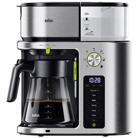 Braun KF 9170 SI MultiServe koffiezetapparaat