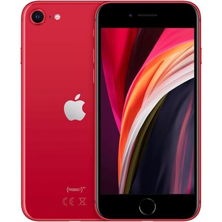 Apple iPhone SE (2020) 64GB rood
