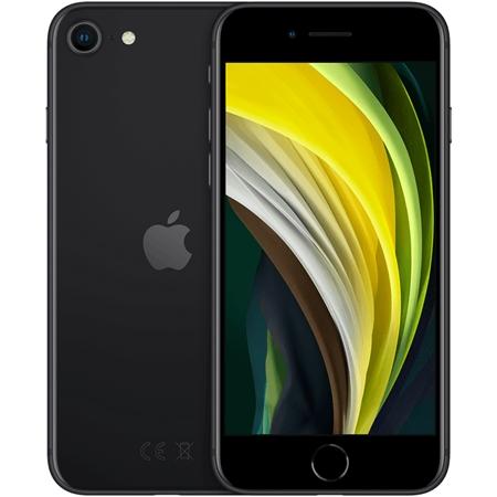 Apple iPhone SE (2020) 256GB zwart