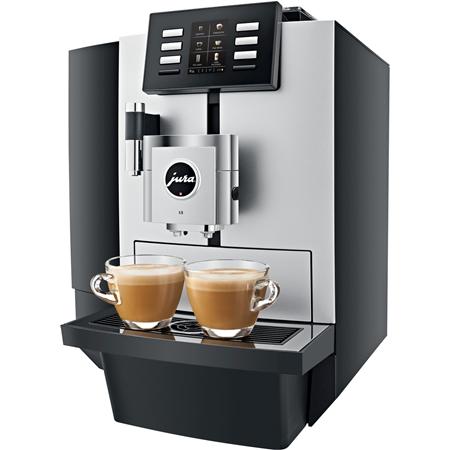 JURA X8 Platina volautomaat koffiemachine