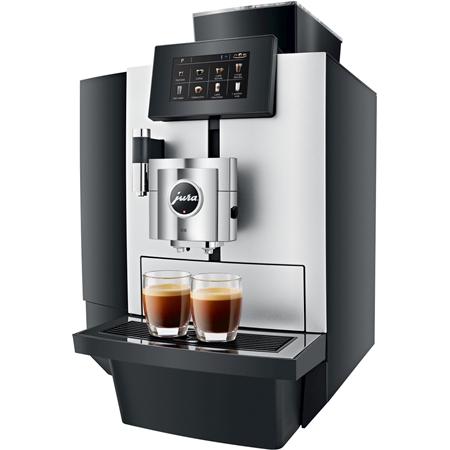 JURA X10 Platina volautomaat koffiemachine