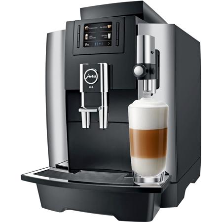 JURA WE8 Chroom volautomaat koffiemachine
