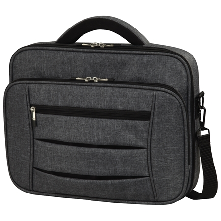 Hama Business Notebook-tas voor 15.6 inch Grijs