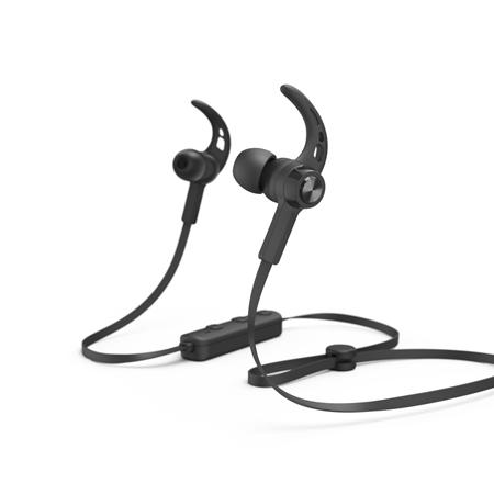 Hama Bluetooth®-koptelefoon In-ear Zwart