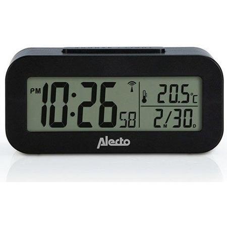 Alecto AK-30 Wekker met thermometer
