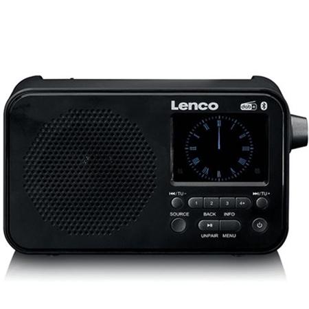 LENCO PDR-035 Portable radio DAB+