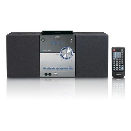 Lenco MC-150 - DAB+ Radio met Bluetooth